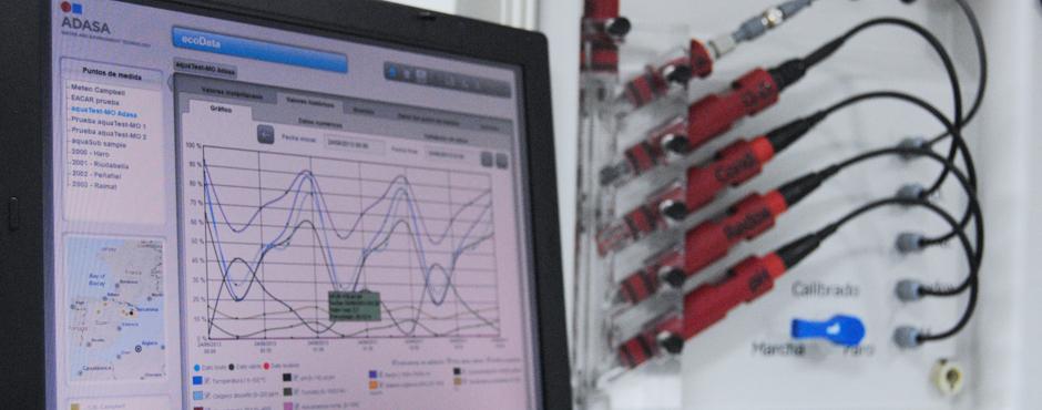 monitoraggio acque su scala regionale con ECODATA